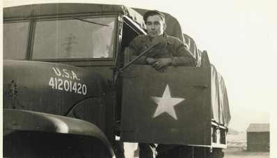 11. E.G.H. Jr on dutyduring Korean War